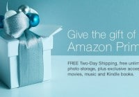 Amazon Prime subscription as a gift
